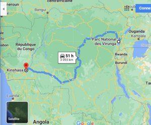9 days Congo Expedition Kwafrika