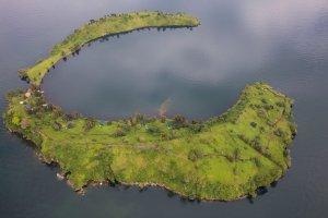Virunga National Park Congo - Tchegera islands