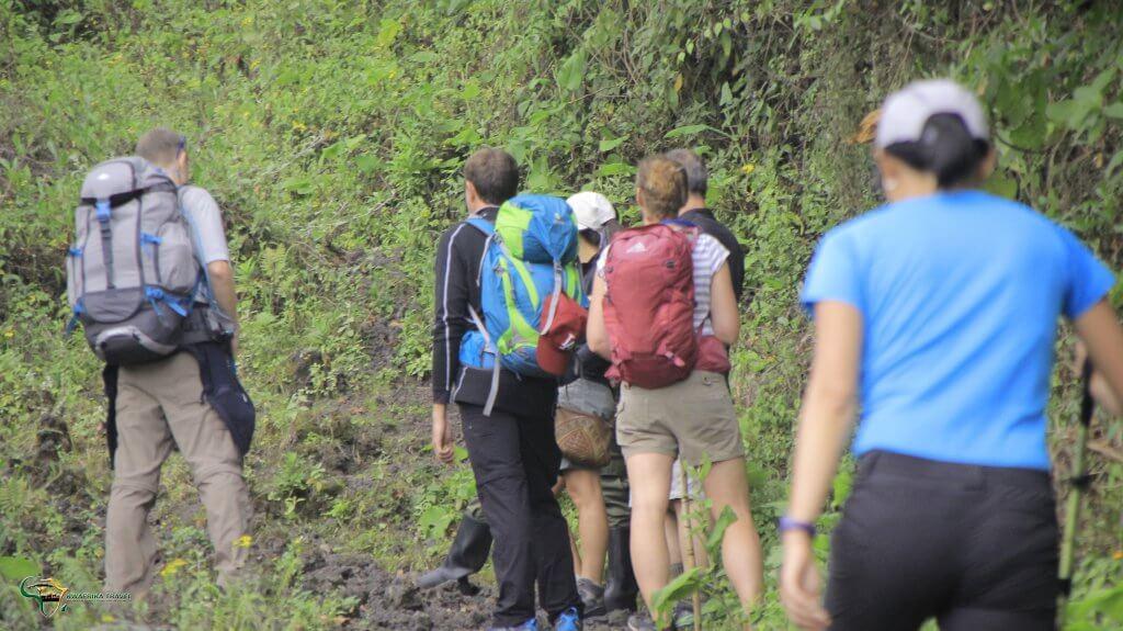 Nyiragongo Congo's volcano hike