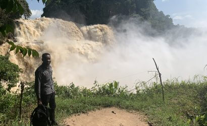 visit Zongo falls DR Congo