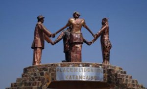 Tourism in major cities of the DR Congo, Place de la révolution Katangaise